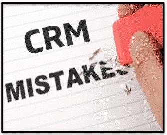 CRM, quali errori evitare