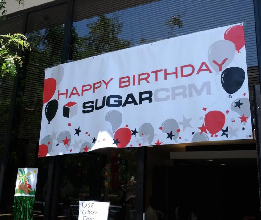 10 anni di SugarCRM