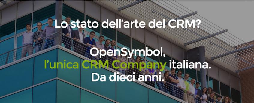 OpenSymbol: unica CRM Company italiana