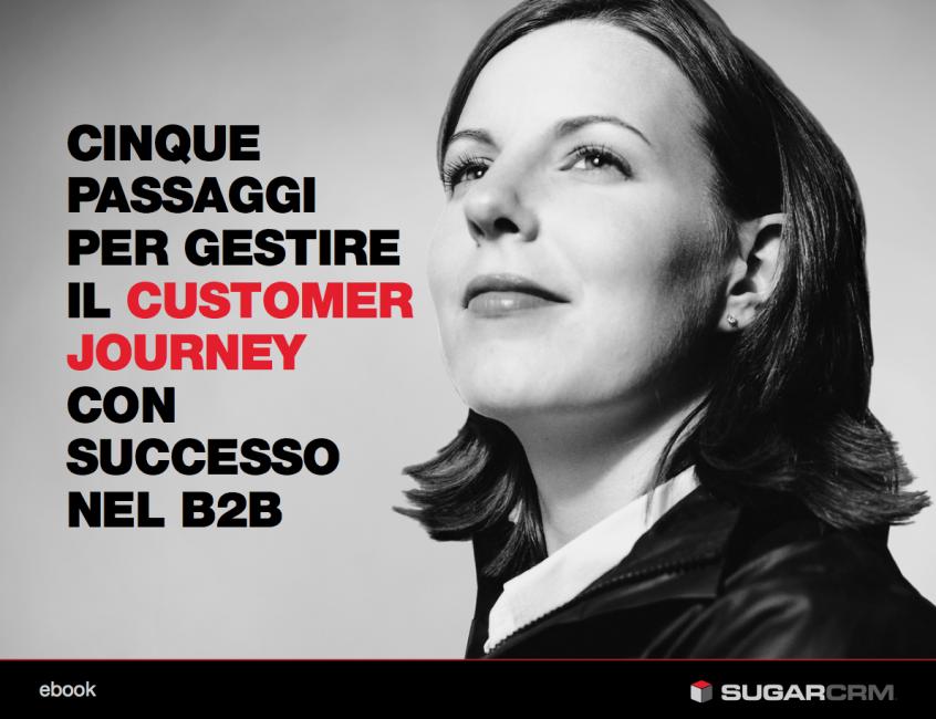 Come gestire il Customer Journey nel B2B