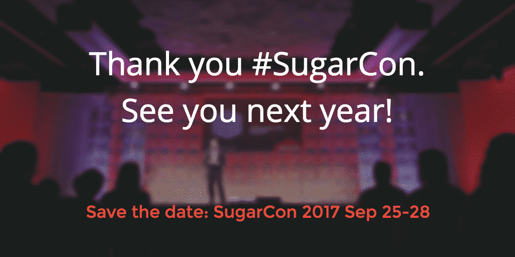 SugarCon 2017