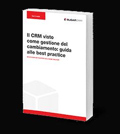 Il CRM visto come gestione del cambiamento - ebook