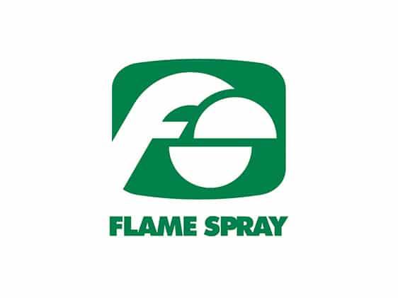 Logo Flame Spray