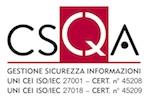 Certificazione ISO - Sistema di Gestione della sicurezza delle informazioni