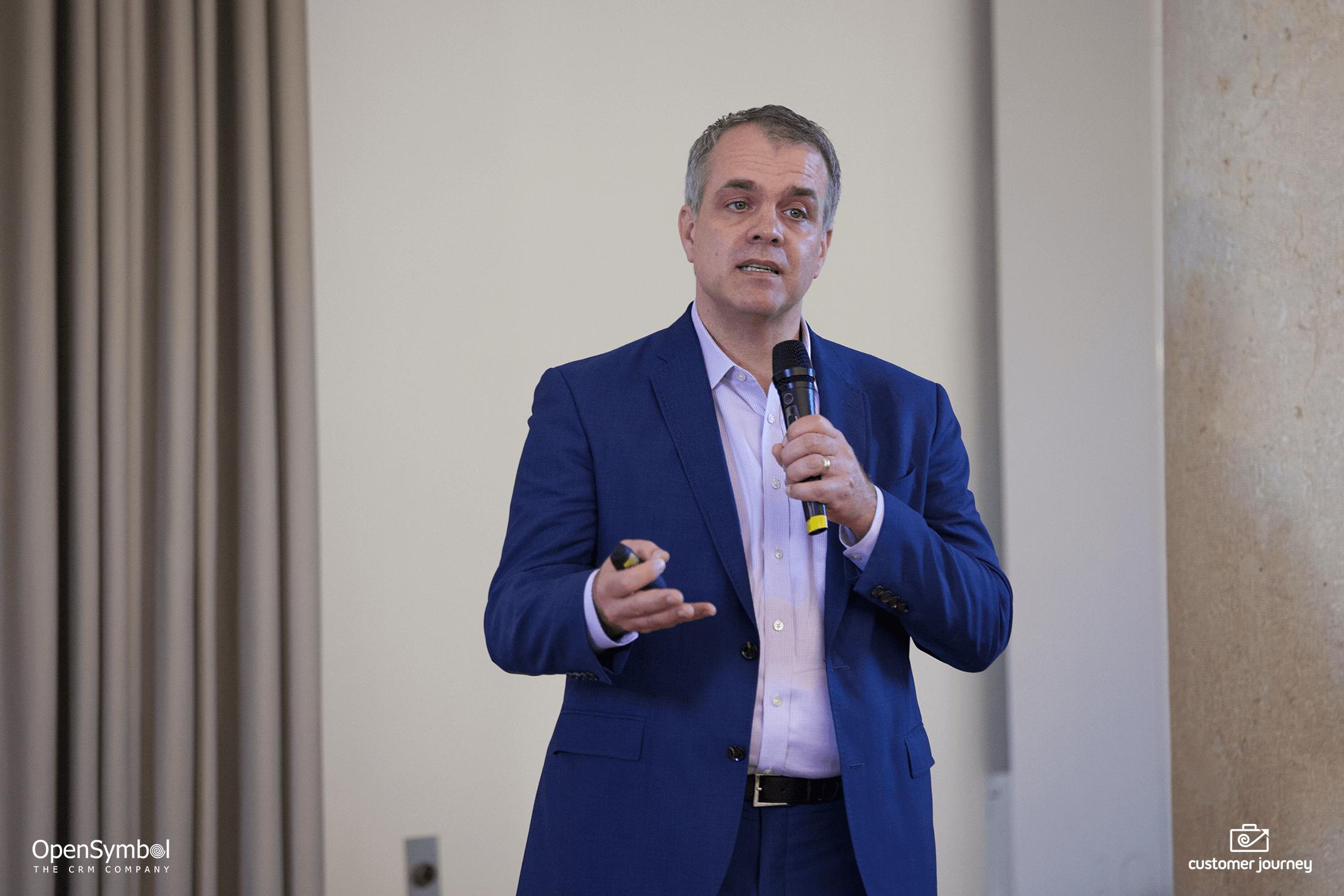 Le best practices di Marketing con il CRM: la parola a Clint Oram