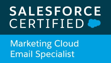 Salesforce - Marketing Cloud Email Specialist