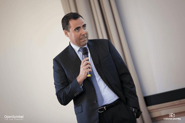 Francis De Zanche Adacta Customer Journey 2018