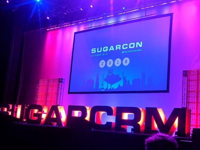 Pillole di SugarCon 2018: conferenza organizzata da SugarCRM a Las Vegas il 10 e l'11 ottobre