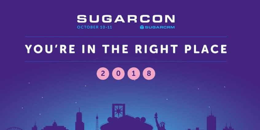 SugarCon 2018