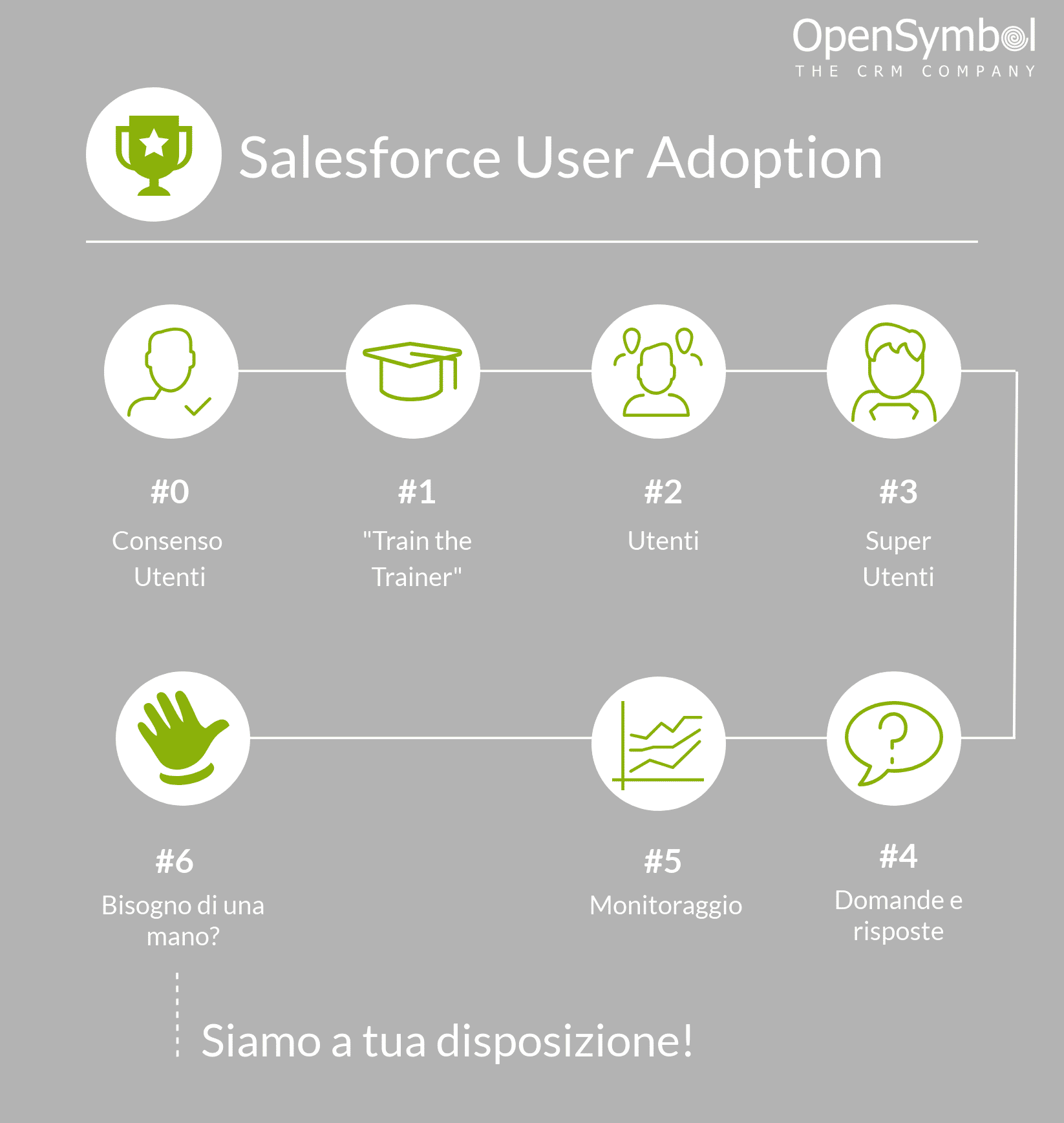 Salesforce User Adoption infografica