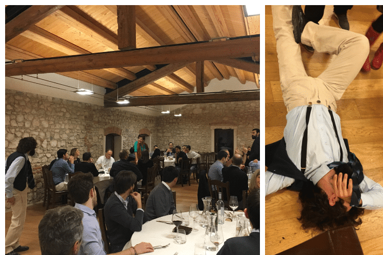 La cena aziendale con delitto di OpenSymbol