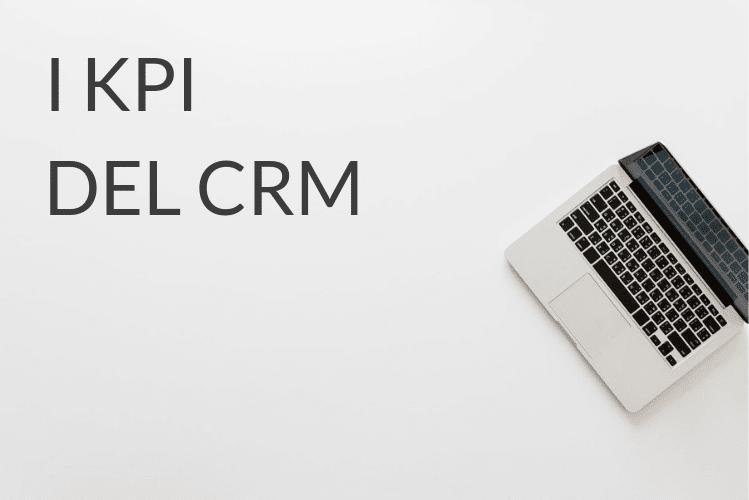 I KPI del software CRM