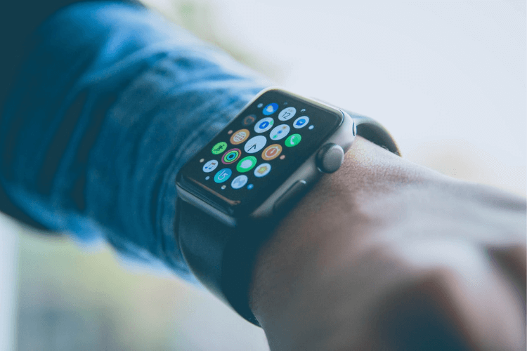 Salesforce per Apple Watch