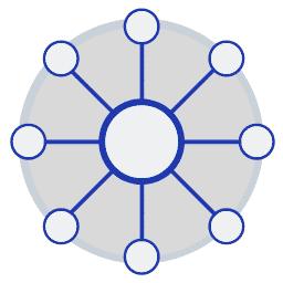 Comunicazione multicanale personalizzata - Icona