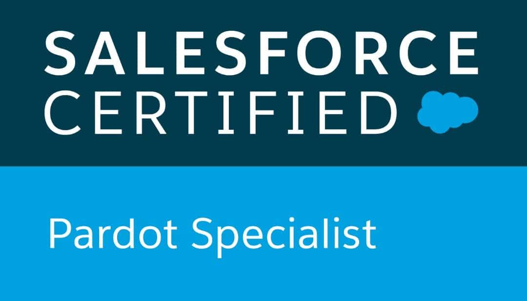 Salesforce - Pardot Specialist