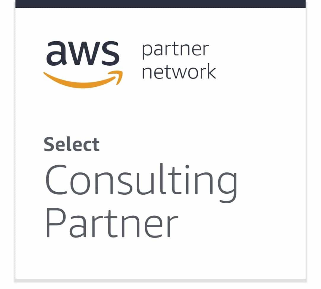Logo AWS - Partner