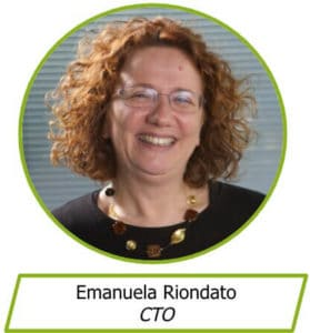 CTO OpenSymbol - Emanuela Riondato