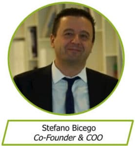Co- founder & COO OpenSymbol - Stefano Bicego