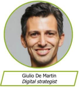 Giulio De Martin-Digital Strategist OpenSymbol