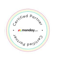 Logo partner di monday.com