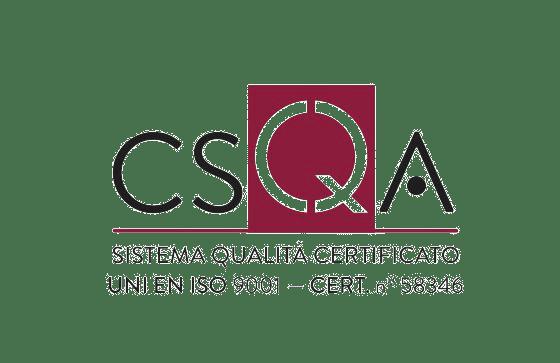 Sistema qualità ISO 9001