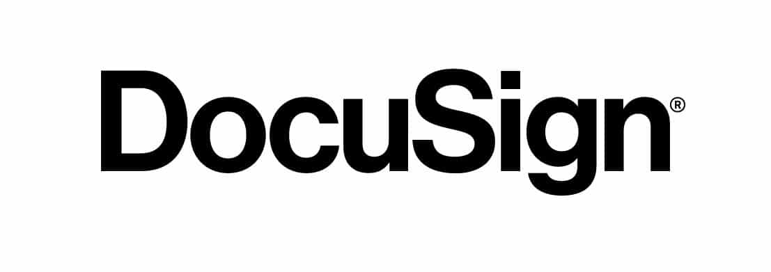 Logo DocuSign firma elettronica
