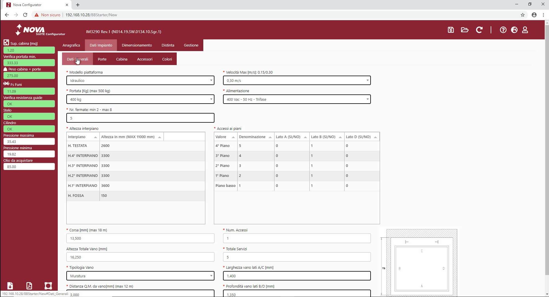 Configuratore commerciale di prodotto CPQ