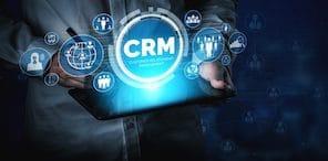 Iscrizione evento CRM