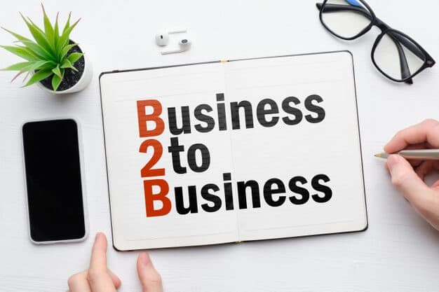 CRM B2B Business To Business
