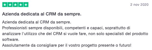 Recensioni OpenSymbol Vicenza CRM