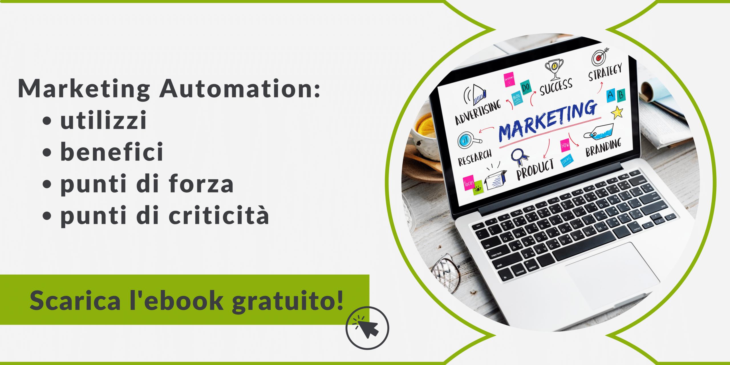 Ebook marketing automation