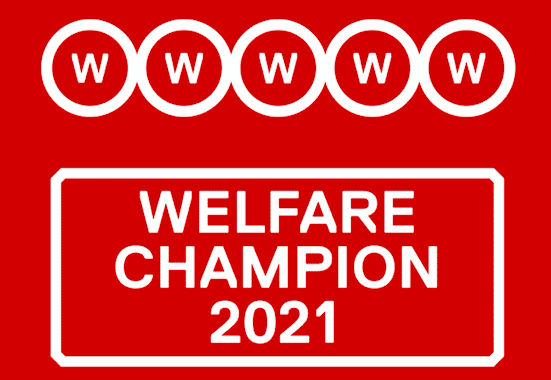 Welfare Champion OpenSymbol